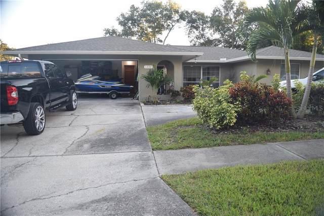 1394 Red Oak Drive, Tarpon Springs, FL 34689 (MLS #T3277388) :: RE/MAX Marketing Specialists