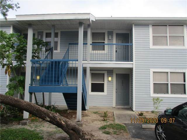 5052 Terrace Club Lane #201, Tampa, FL 33617 (MLS #T3277473) :: Dalton Wade Real Estate Group