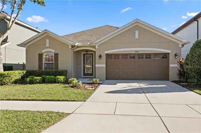 2806 Winglewood Circle, Lutz, FL 33558 (MLS #T3277534) :: Premier Home Experts