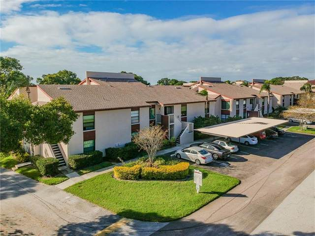 2599 Countryside Boulevard #115, Clearwater, FL 33761 (MLS #T3277538) :: New Home Partners