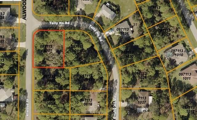 Alwood Street, North Port, FL 34291 (MLS #T3277675) :: Bridge Realty Group