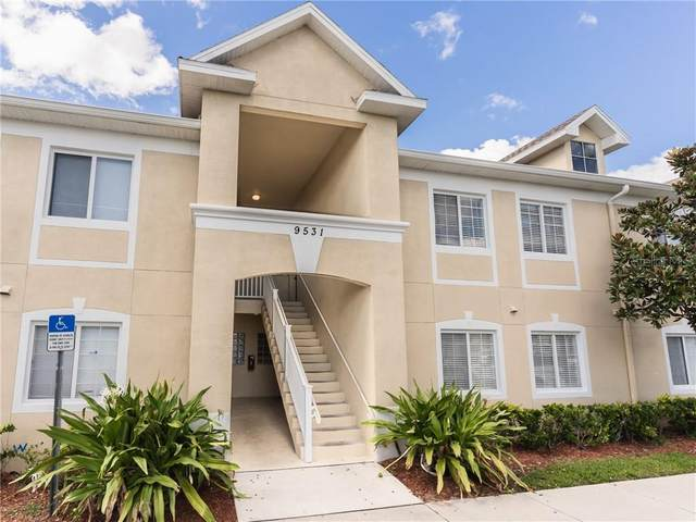 9531 Newdale Way #101, Riverview, FL 33578 (MLS #T3277711) :: The Duncan Duo Team