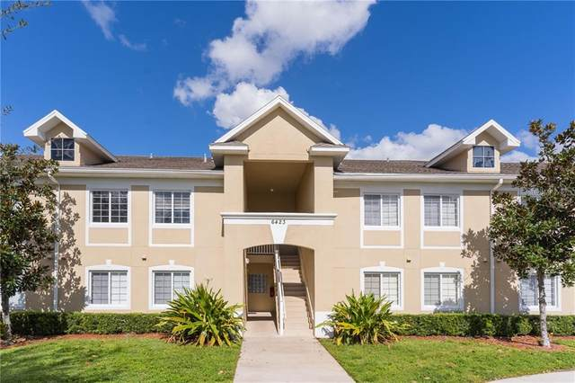 6423 Cypressdale Drive #201, Riverview, FL 33578 (MLS #T3277712) :: The Duncan Duo Team