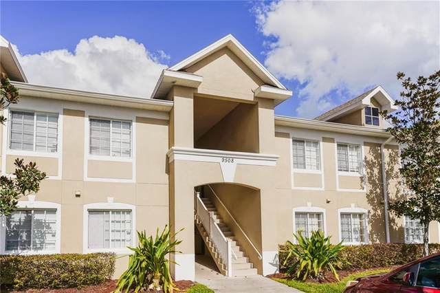9508 Amberdale Court #102, Riverview, FL 33578 (MLS #T3277713) :: The Duncan Duo Team