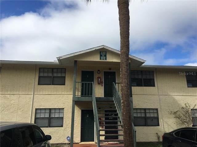 320 Oak Rose Lane #202, Tampa, FL 33612 (MLS #T3277790) :: Dalton Wade Real Estate Group