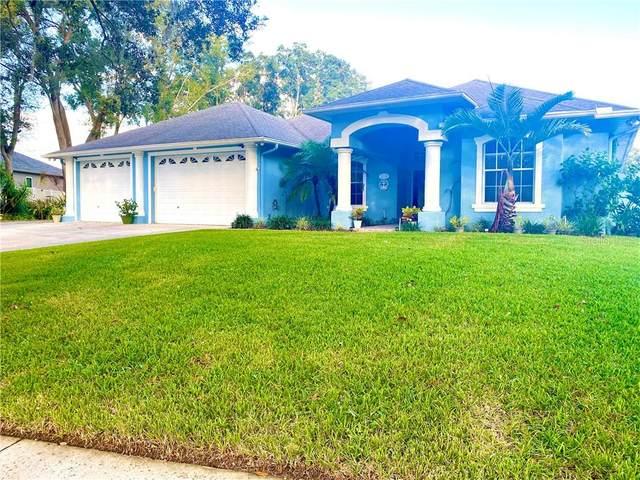212 Myrtle Ridge Road, Lutz, FL 33549 (MLS #T3277798) :: Premier Home Experts