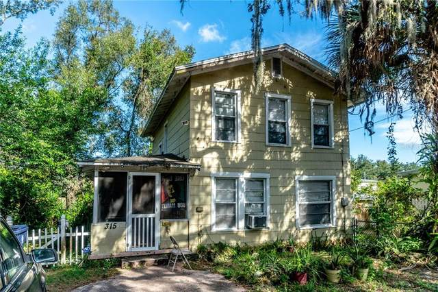 315 W Comanche Avenue, Tampa, FL 33604 (MLS #T3277919) :: Delgado Home Team at Keller Williams