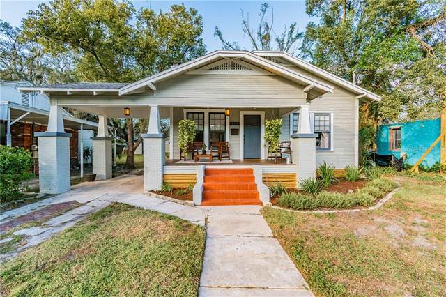 1418 E Idlewild Ave, Tampa, FL 33604 (MLS #T3277951) :: The Duncan Duo Team