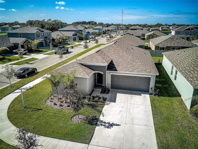 1623 Broad Winged Hawk Drive, Ruskin, FL 33570 (MLS #T3277970) :: Sarasota Property Group at NextHome Excellence