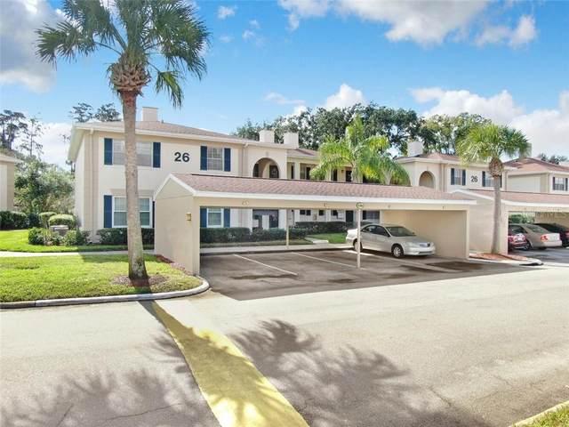 10380 Carrollwood Lane #265, Tampa, FL 33618 (MLS #T3278090) :: The Figueroa Team