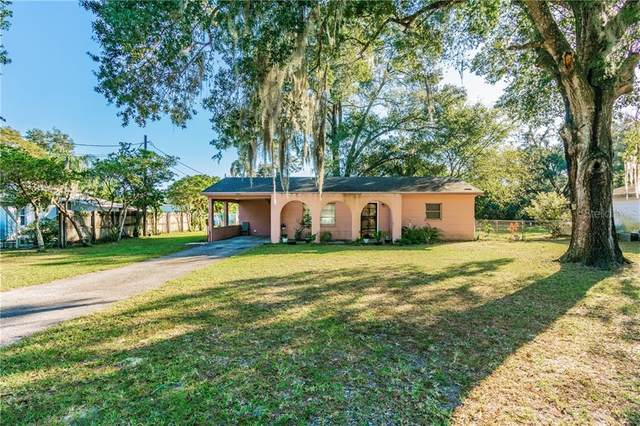 5326 Tower Street, Dade City, FL 33523 (MLS #T3278138) :: Realty One Group Skyline / The Rose Team