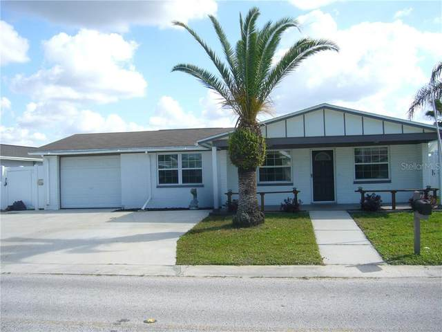2604 Society Drive, Holiday, FL 34691 (MLS #T3278165) :: Gate Arty & the Group - Keller Williams Realty Smart