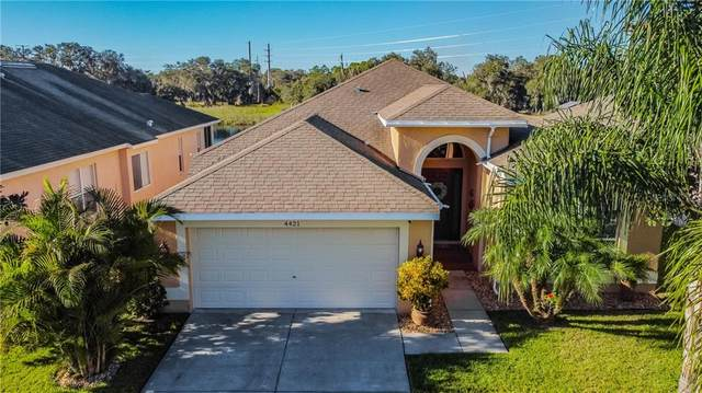 4421 Hawksley Place, Wesley Chapel, FL 33545 (MLS #T3278224) :: Griffin Group