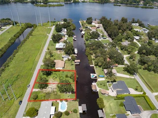 9924 Peninsular Lot 26 Drive, Gibsonton, FL 33534 (MLS #T3278233) :: The Nathan Bangs Group