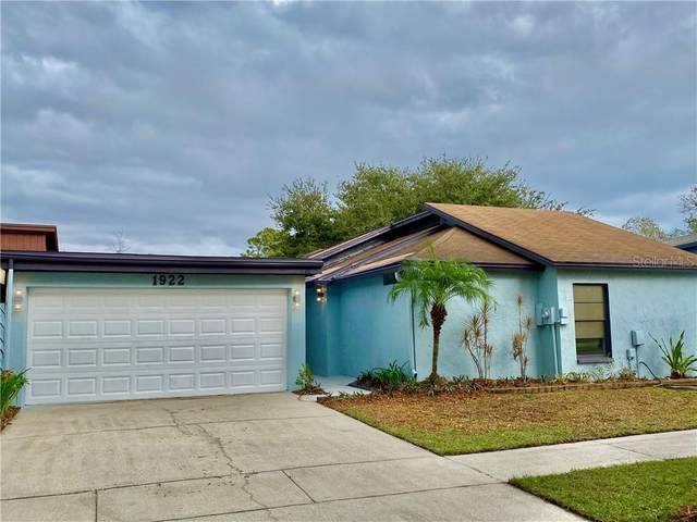 1922 Gregory Drive, Tampa, FL 33613 (MLS #T3278253) :: Lockhart & Walseth Team, Realtors