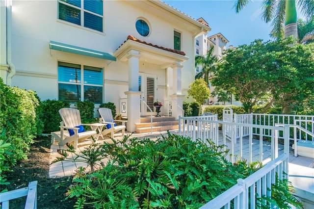 1325 Snell Isle Boulevard NE #109, St Petersburg, FL 33704 (MLS #T3278285) :: Keller Williams on the Water/Sarasota