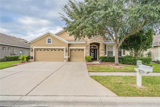 31715 Holcomb Pass, Wesley Chapel, FL 33543 (MLS #T3278288) :: Griffin Group