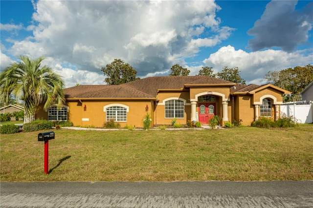 4468 Dior Road, Spring Hill, FL 34609 (MLS #T3278418) :: Bridge Realty Group