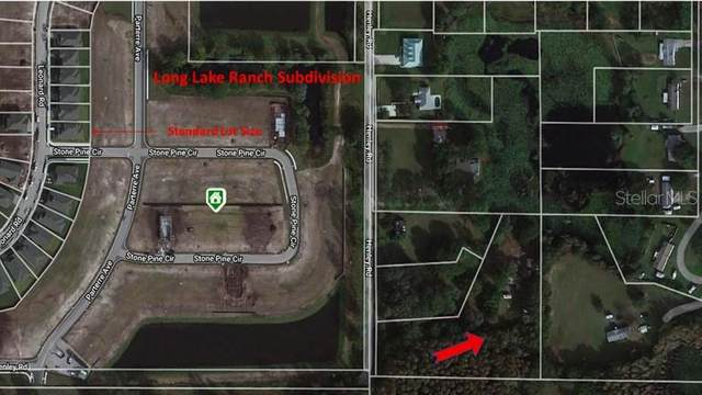 1744 Henley Road, Lutz, FL 33558 (MLS #T3278626) :: Bridge Realty Group