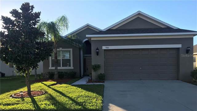 930 Meadow Glade Drive, Ruskin, FL 33570 (MLS #T3278656) :: Team Borham at Keller Williams Realty
