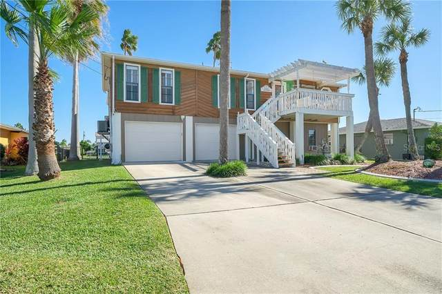 4124 Orchid Drive, Hernando Beach, FL 34607 (MLS #T3278706) :: Delgado Home Team at Keller Williams