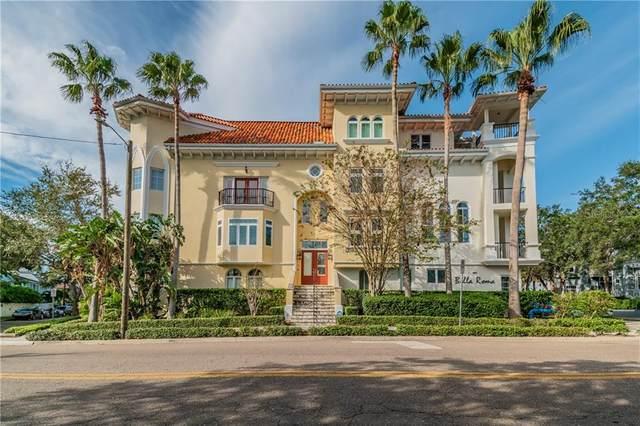1001 S Rome Avenue #9, Tampa, FL 33606 (MLS #T3278837) :: Premier Home Experts