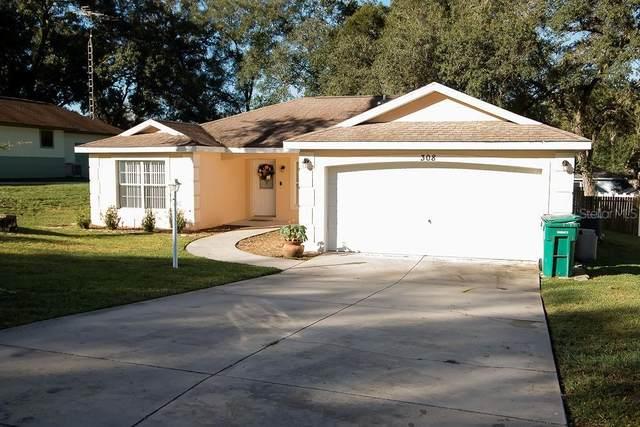 308 Woodland Trail, Lady Lake, FL 32159 (MLS #T3278892) :: Zarghami Group