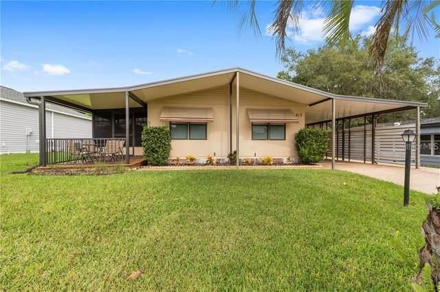 413 Mark Drive, The Villages, FL 32159 (MLS #T3278924) :: Southern Associates Realty LLC