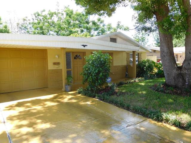4039 Citrus Drive, New Port Richey, FL 34652 (MLS #T3278985) :: Sarasota Property Group at NextHome Excellence