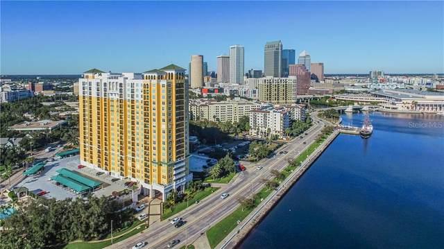 345 Bayshore Boulevard #1504, Tampa, FL 33606 (MLS #T3279109) :: The Light Team