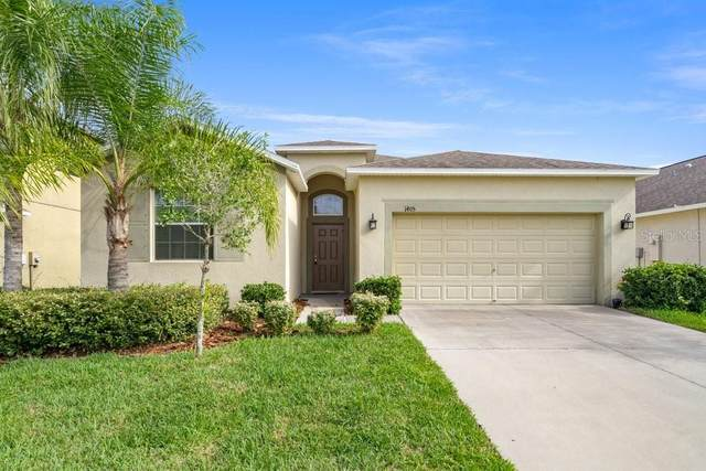 1405 Oak Pond Street, Ruskin, FL 33570 (MLS #T3279183) :: Sarasota Property Group at NextHome Excellence