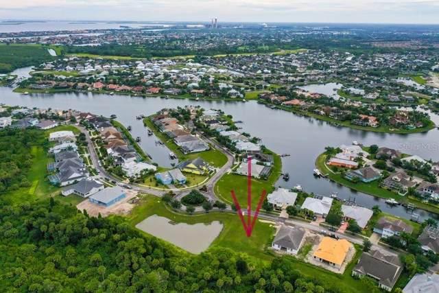 638 Manns Harbor Drive, Apollo Beach, FL 33572 (MLS #T3279549) :: Griffin Group