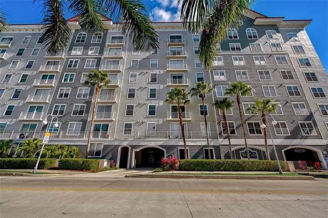 700 S Harbour Island Boulevard #547, Tampa, FL 33602 (MLS #T3280267) :: The Duncan Duo Team