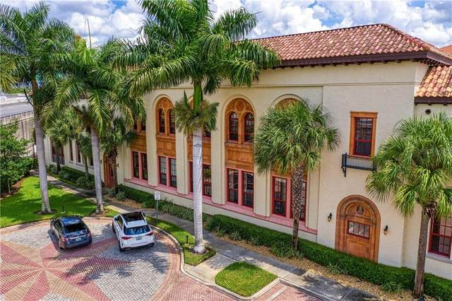 1501 W Horatio Street #104, Tampa, FL 33606 (MLS #T3280826) :: Positive Edge Real Estate
