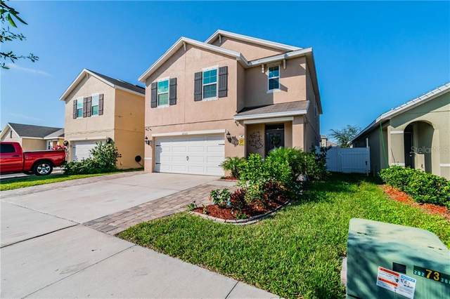 12123 Suburban Sunrise Street, Riverview, FL 33578 (MLS #T3280854) :: The Robertson Real Estate Group