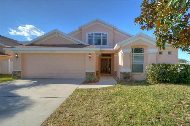 420 Summerlyn Drive, Valrico, FL 33594 (MLS #T3281536) :: Dalton Wade Real Estate Group