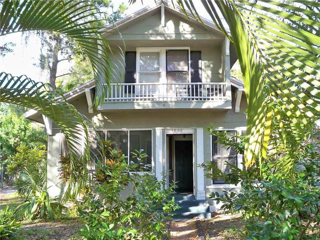 1006 Hart Street, Clearwater, FL 33755 (MLS #T3281920) :: Bob Paulson with Vylla Home