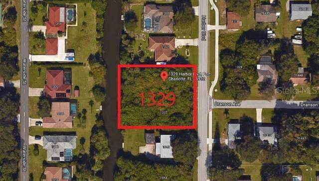 1329 Harbor Boulevard, Port Charlotte, FL 33952 (MLS #T3281940) :: Lockhart & Walseth Team, Realtors