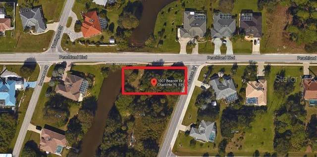 1007 Beacon Drive, Port Charlotte, FL 33952 (MLS #T3281992) :: Baird Realty Group