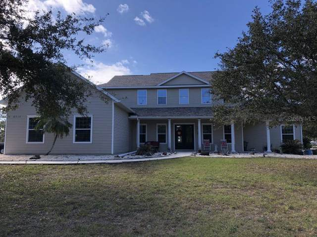 8310 249TH Street E, Myakka City, FL 34251 (MLS #T3282567) :: Keller Williams Realty Peace River Partners