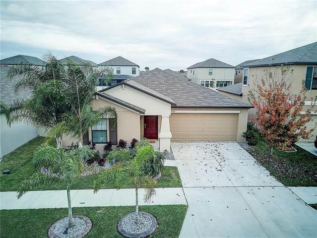 9714 Sage Creek Drive, Ruskin, FL 33573 (MLS #T3282995) :: Frankenstein Home Team