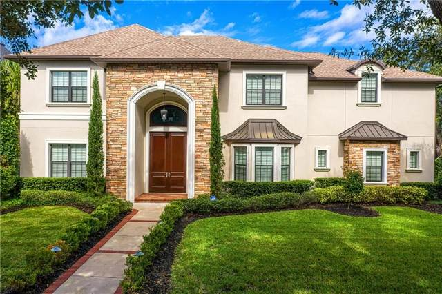 2601 W Parkland Boulevard, Tampa, FL 33609 (MLS #T3283338) :: Premier Home Experts