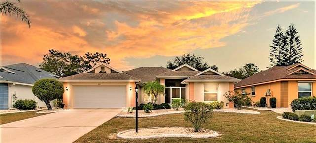 2111 E Del Webb Boulevard, Sun City Center, FL 33573 (MLS #T3283516) :: The Robertson Real Estate Group