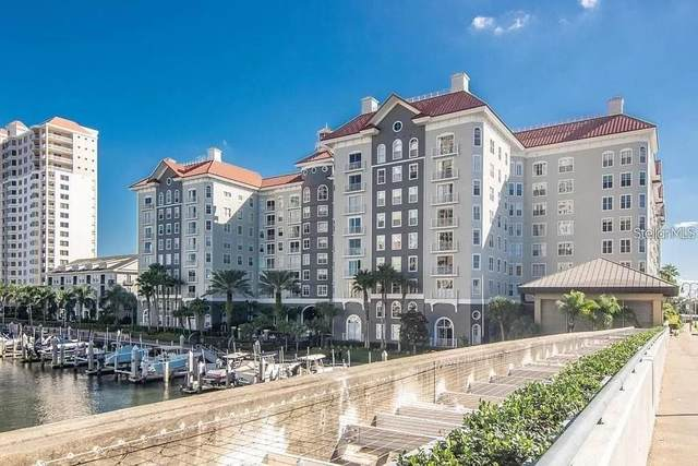 700 S Harbour Island Blvd #736, Tampa, FL 33602 (MLS #T3283878) :: The Duncan Duo Team