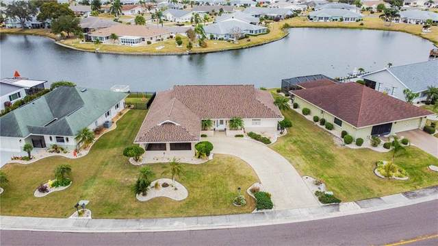 905 El Rancho Drive, Sun City Center, FL 33573 (MLS #T3283890) :: The Robertson Real Estate Group