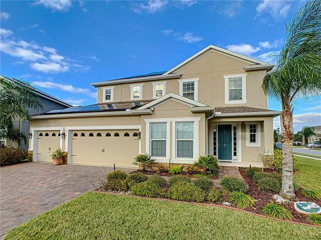838 Maplebrook Loop, Apopka, FL 32703 (MLS #T3284085) :: Bustamante Real Estate
