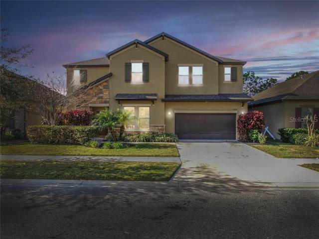 11810 Cross Vine Drive, Riverview, FL 33579 (MLS #T3284223) :: Rabell Realty Group