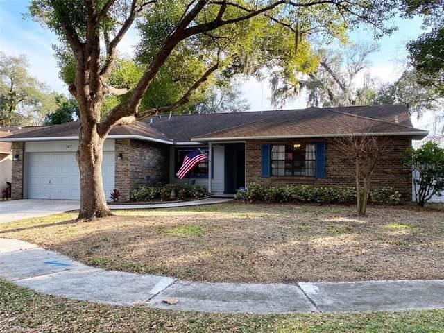 867 Timber Pond Drive, Brandon, FL 33510 (MLS #T3284486) :: Dalton Wade Real Estate Group