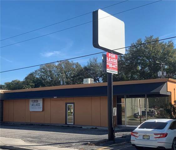 3424 W Kennedy Boulevard, Tampa, FL 33609 (MLS #T3284531) :: Griffin Group