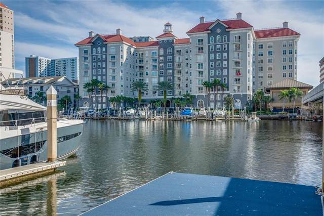 700 S Harbour Island Boulevard #845, Tampa, FL 33602 (MLS #T3284532) :: The Duncan Duo Team